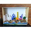 Lenny- 2H- Cardboard City