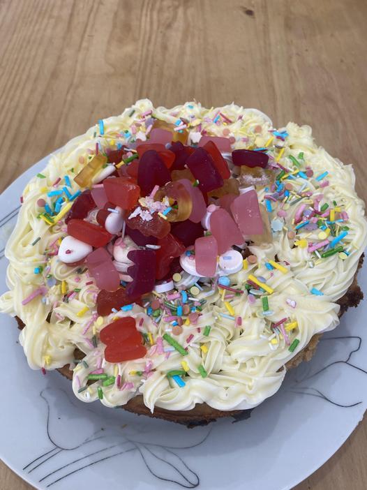 Charlotte's cake - yummy