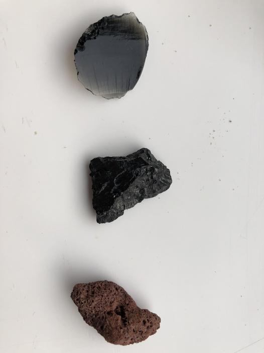 Rocks 3,4&5