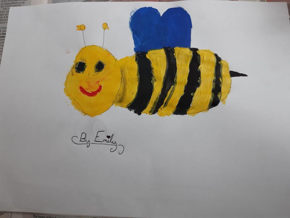 Art  Challenge #1 Emily