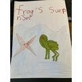 Esme- 2H- Frog's Surprise Story