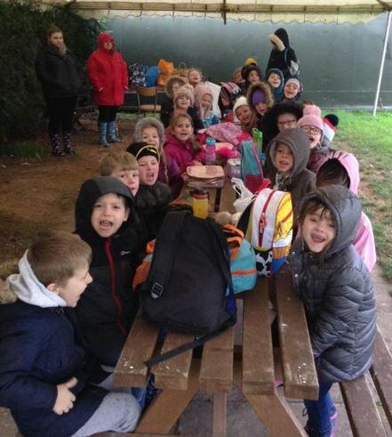 Year 2 Top Barn Trip