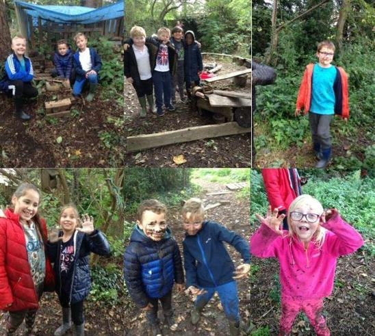 Year 4 Forest School