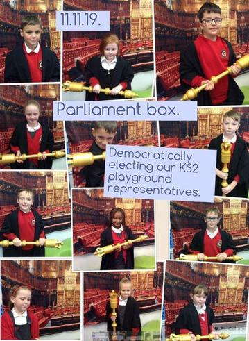 Parliament Box