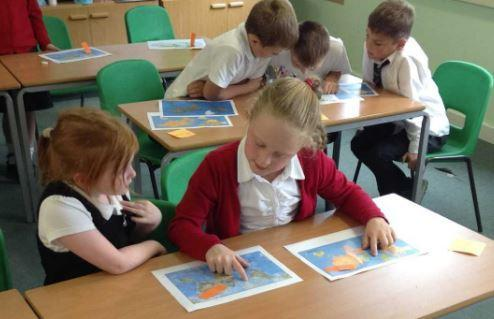 Year 3 Geography