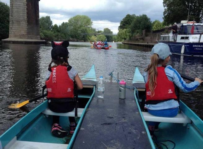 Year 2 Bell Boating