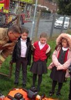 Year 2 Fire Brigade Visit
