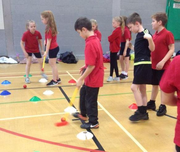 Year 4 Tri-Golf Tournament
