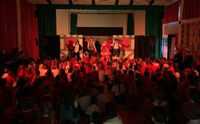 Dick Whittington Whole School Panto