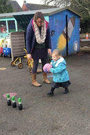 Worcester News Nursery Visit