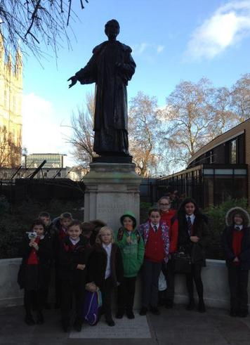 Pupil Parliament Trip to The Houses of Parliament