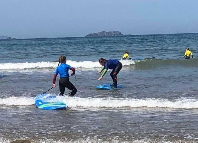 Year 6 Residential to Pembrokeshire