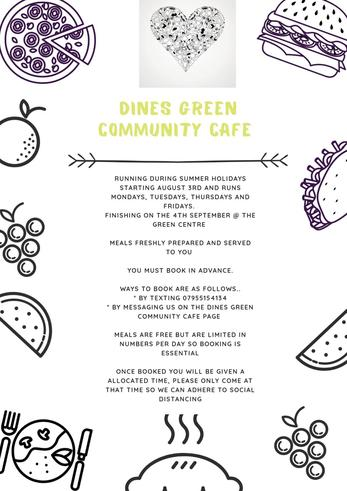 Dines Green Community Cafe
