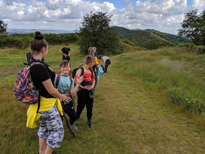 Year 6 Malvern Walk