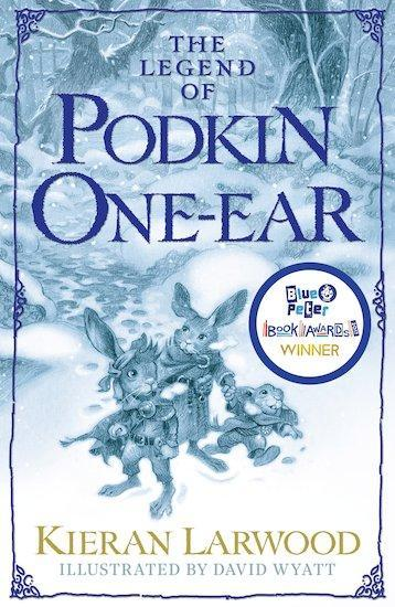 Class 7 are reading The Legend of Podkin One-Ear.