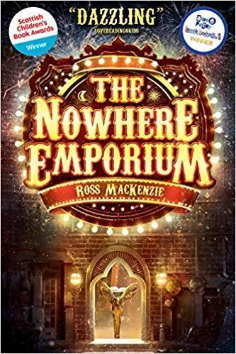 Class 9 are reading The Nowhere Emporium.