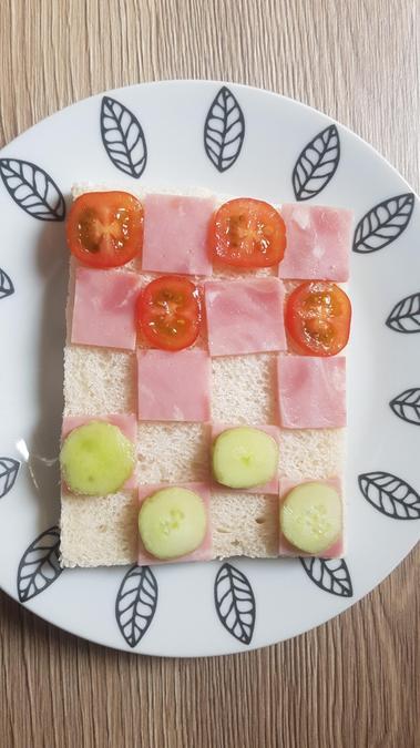 SUPER Sandwiches!  Rhys