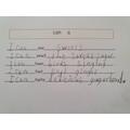 Gingerbread House Poem - Rhys