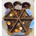 Evie's Mini Project on Money!