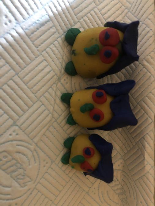 'Owl Babies' by Nikitha