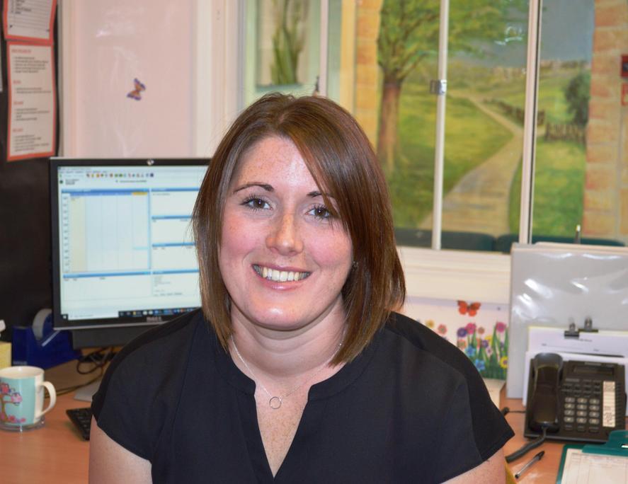Mrs Emma Limbrick (Office Administrator)
