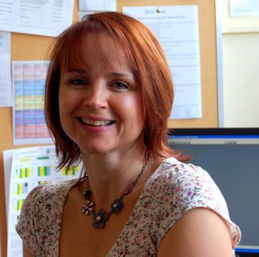 Mrs Jan Sugden (Business Manager)