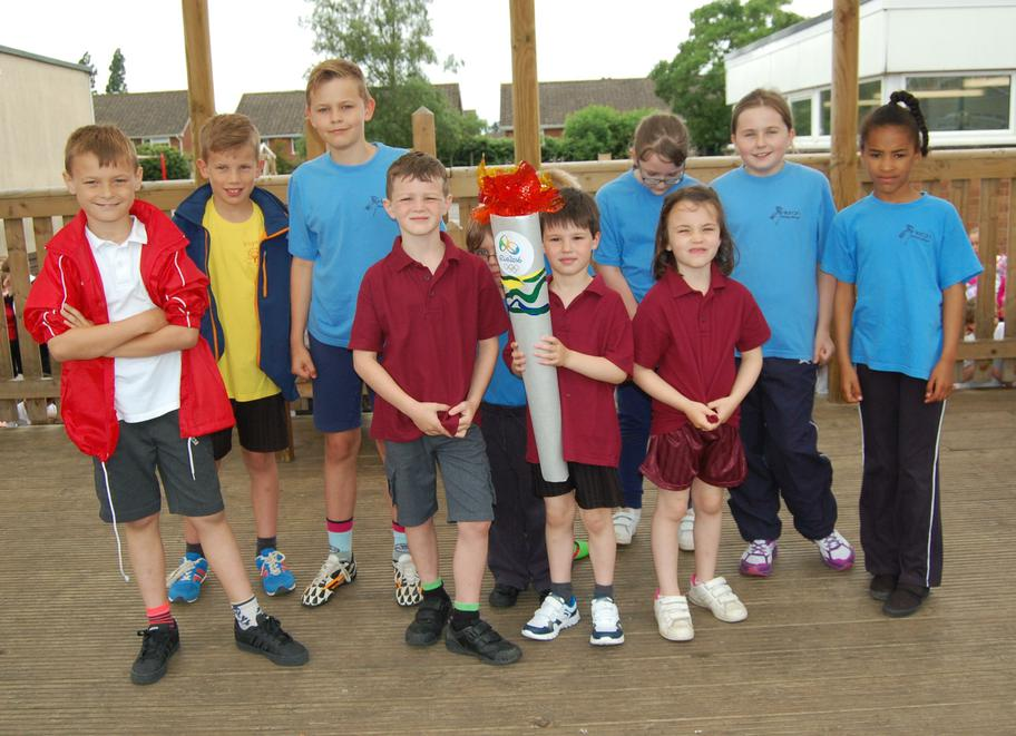 before handing over the torch to Dinglewell.