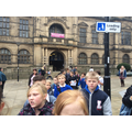 Touring Sheffield city centre