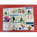 Christmas Tile craft