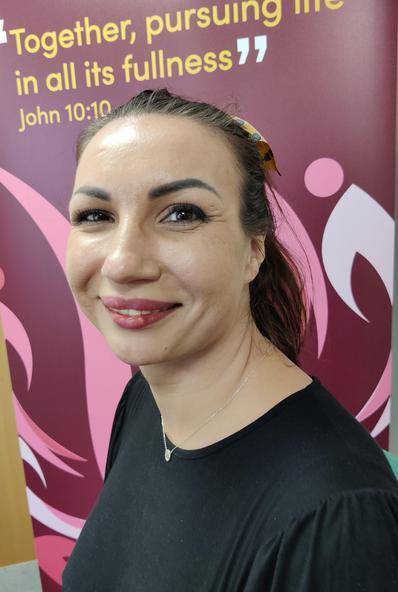 Anna Ligus, HR Administrator