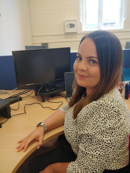 Rebecca O'Harrow, HR Administrator/Advisor