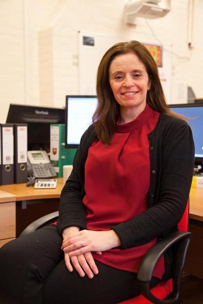 Teresa Kingston, Cluster Finance Manager