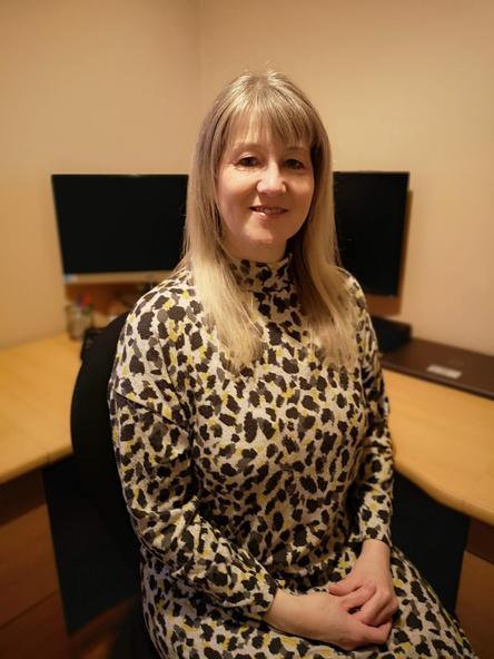 Jo Barlow, Executive Assistant