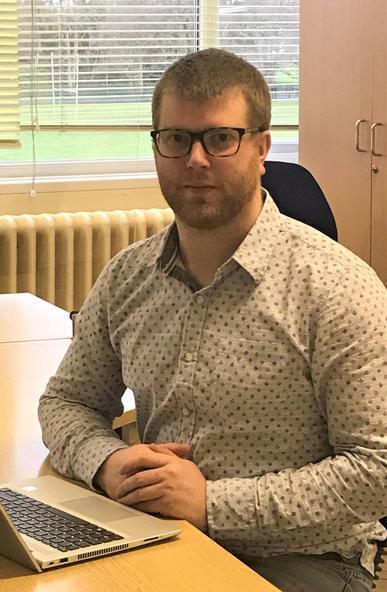 Joshua Pamely, Finance Assistant