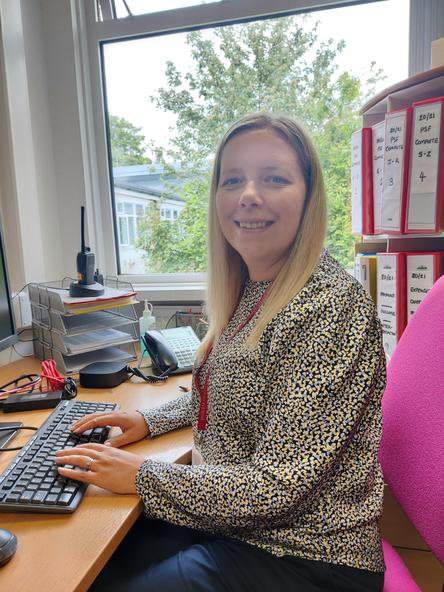 Sarah Coakley, Operations and Compliance Lead