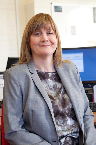 Michelle Nisbet, Head of Finance