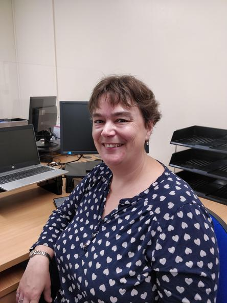 Louise Beale, Head of Operations and Compliance