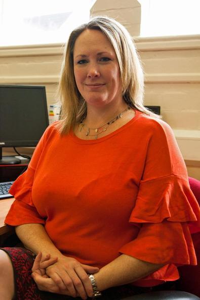 Lorna Nix, Head of Finance