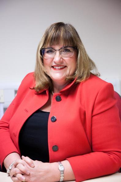 Camillia Salter, Head of HR