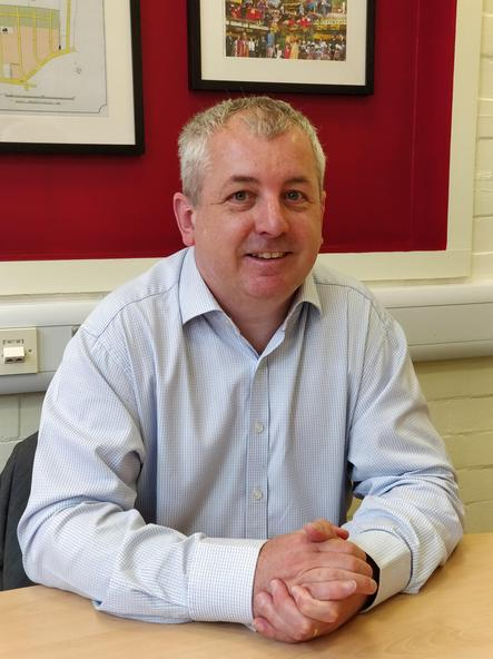 Peter Blenkinsopp, Data Protection Officer