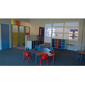 Little Durnford's free-flow classroom