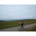 Laura training in Wales