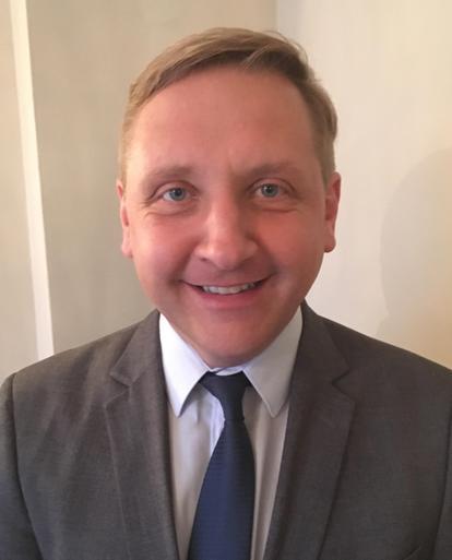 Daniel Parker, Finance Director