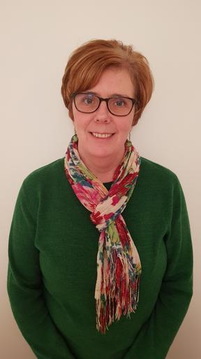 Helen Pugh, Executive Business Manager