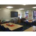 New Year 3 classroom
