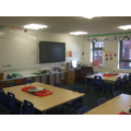 New Year 1 and 2 classroom