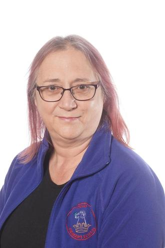 Mrs Nicky Broome - SEN Teaching Assistant/Club DP Deputy Manager