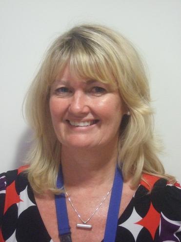 Mrs Jayne Ryder, Admin Assistant
