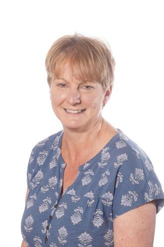 Mrs Jan Robinson - Y5/6 Teacher