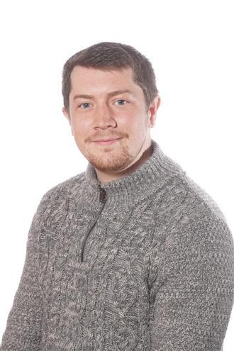 Mr David Henderson - Y5/6 Teaching Assistant